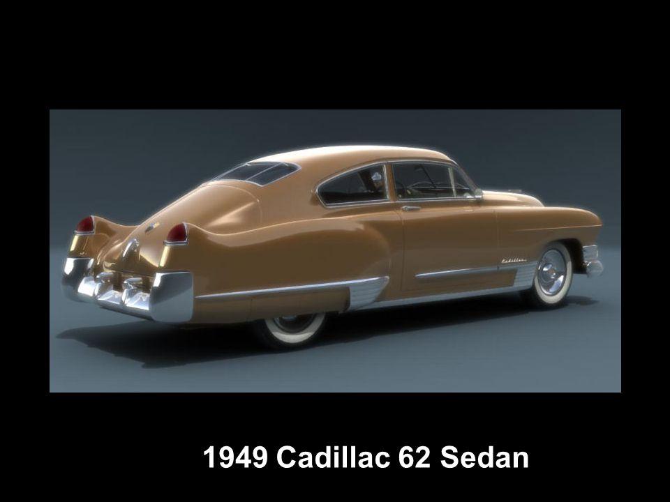 1949 Cadillac 62 Sedan