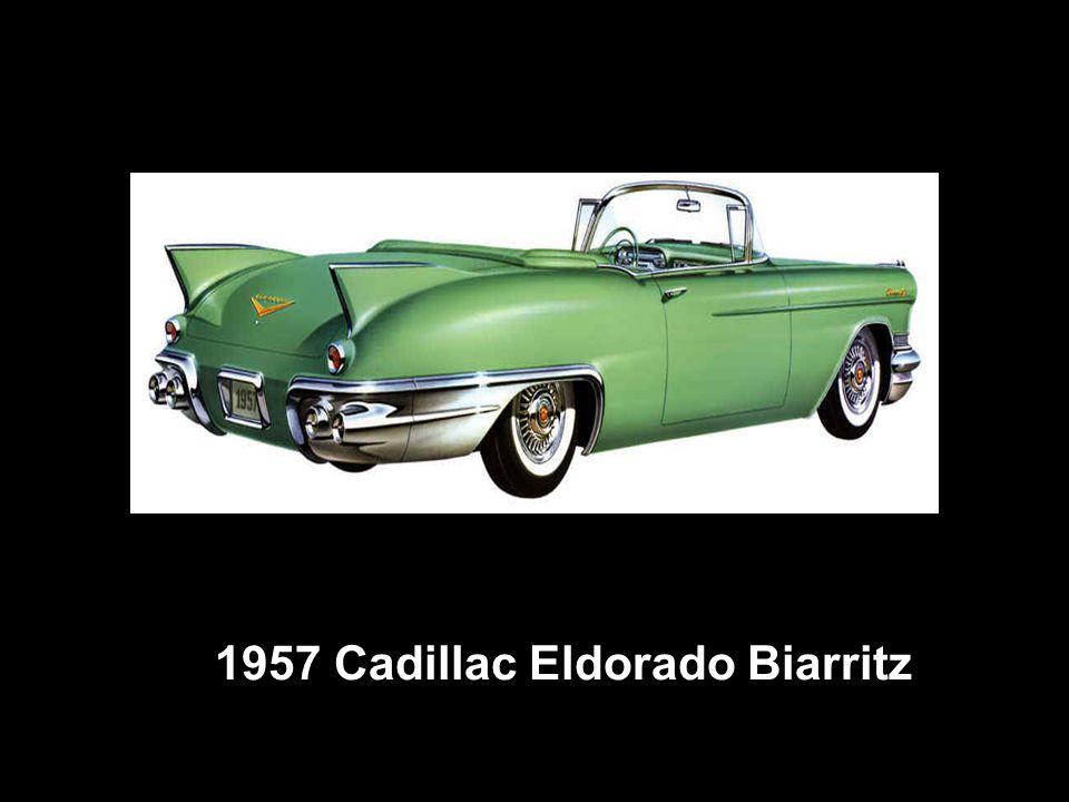 _1957 Cadillac Eldorado Biarritz
