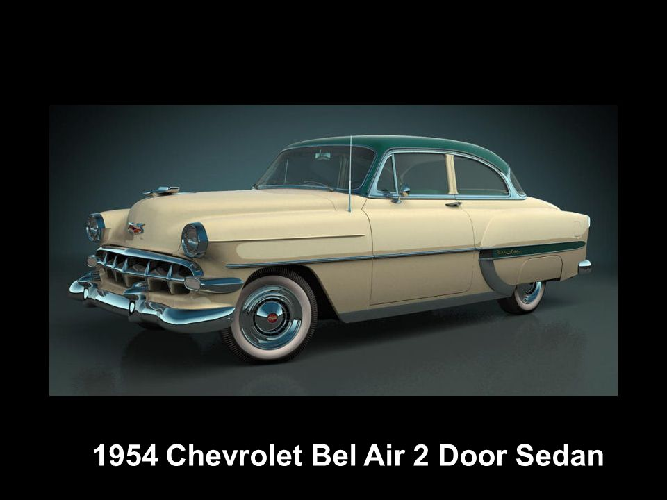 1957 chevy chevy 1956 ford fairlane victoria ppt download for 1954 chevrolet 2 door