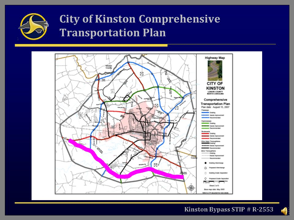 City of Kinston Comprehensive Transportation Plan