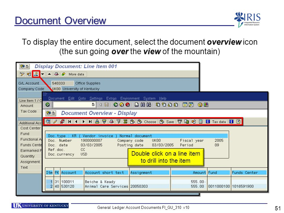 Document Overview To display the entire document, select the document overview icon (the sun going over the view of the mountain)