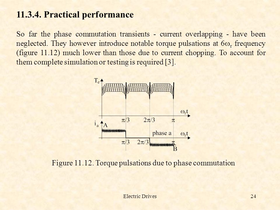 11.3.4. Practical performance