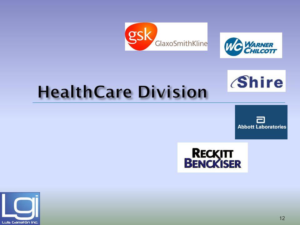 HealthCare Division