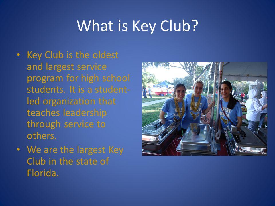 What is Key Club