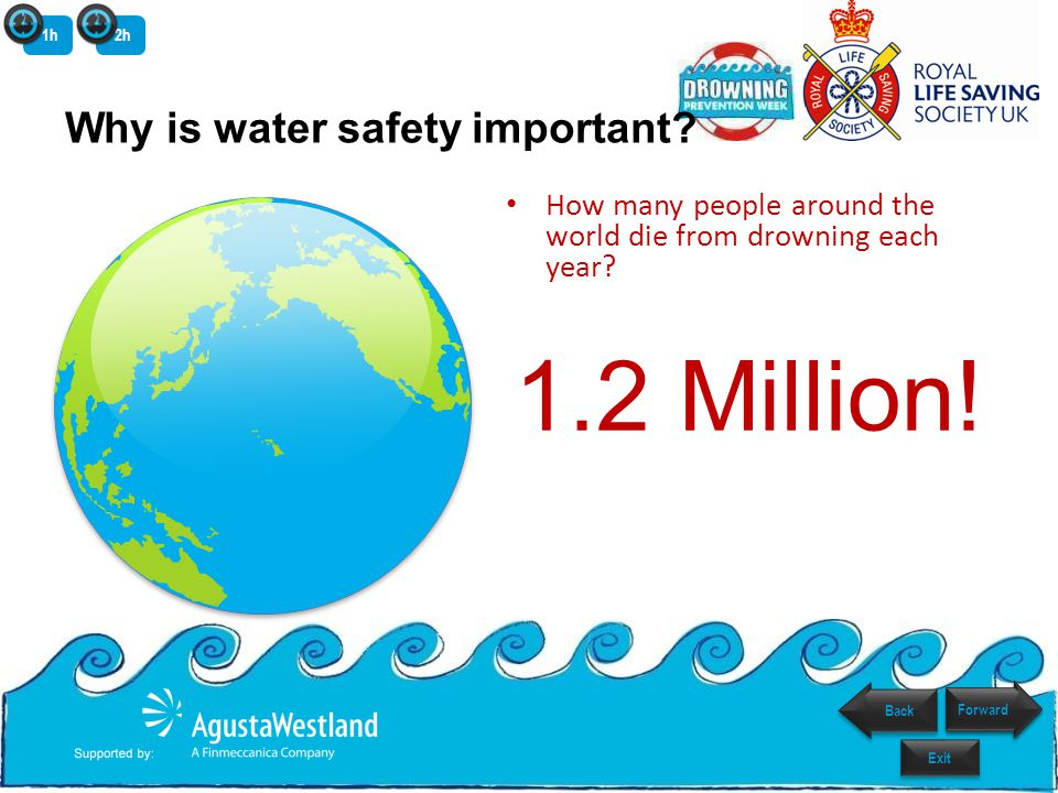 Why is water safety important