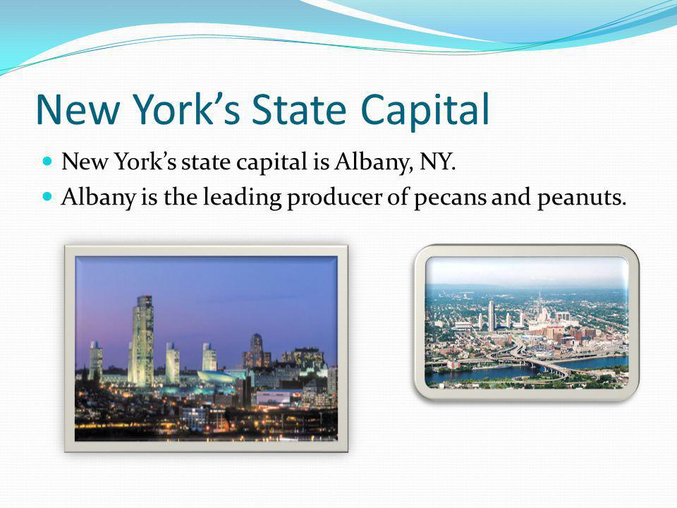 New York's State Capital