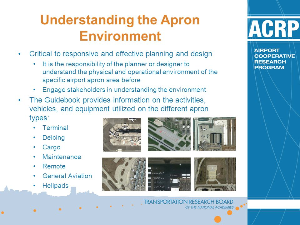 Understanding the Apron Environment