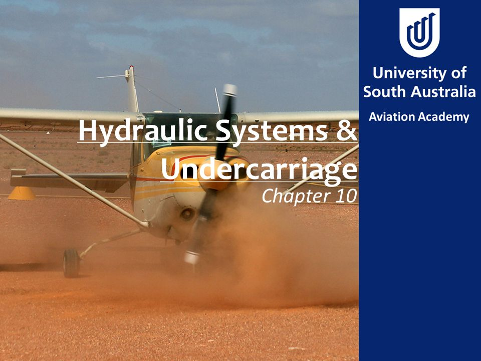 Hydraulic Systems & Undercarriage