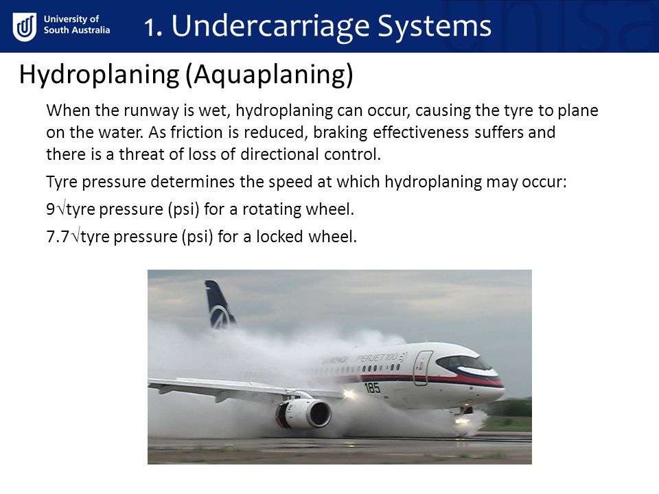 1. Undercarriage Systems