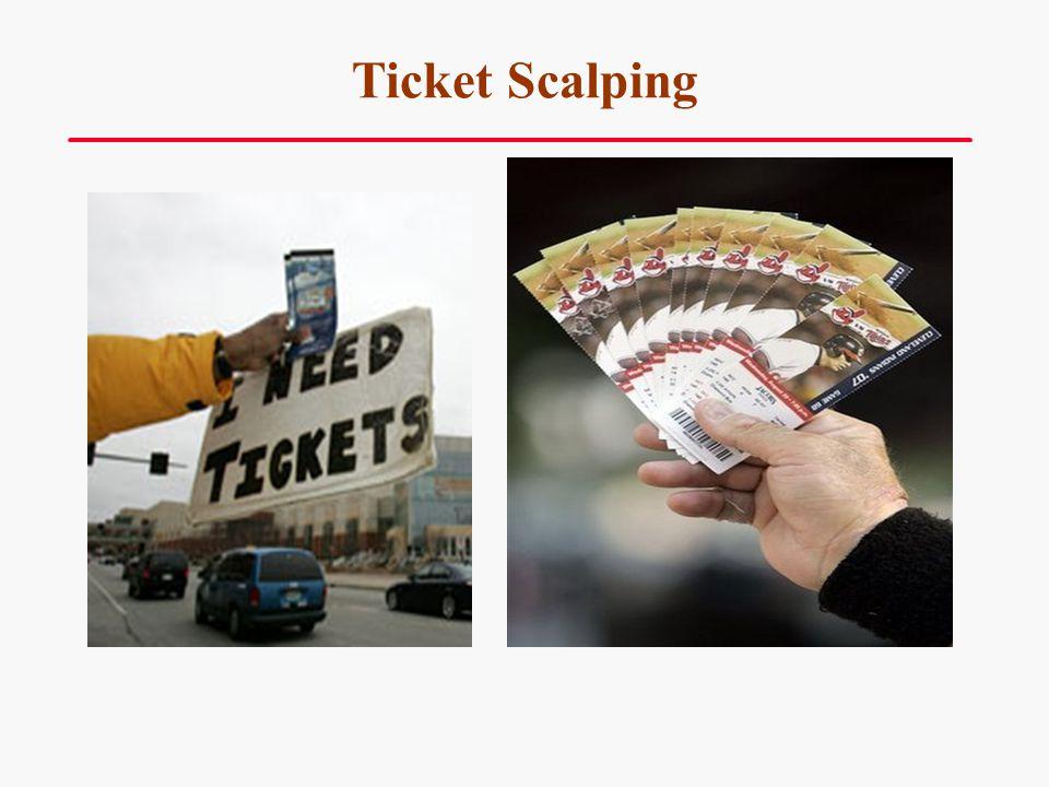 Ticket Scalping