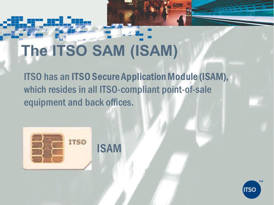 The ITSO SAM (ISAM) ISAM