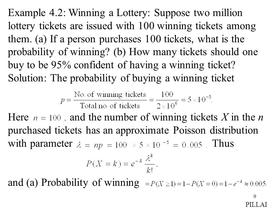 and (a) Probability of winning