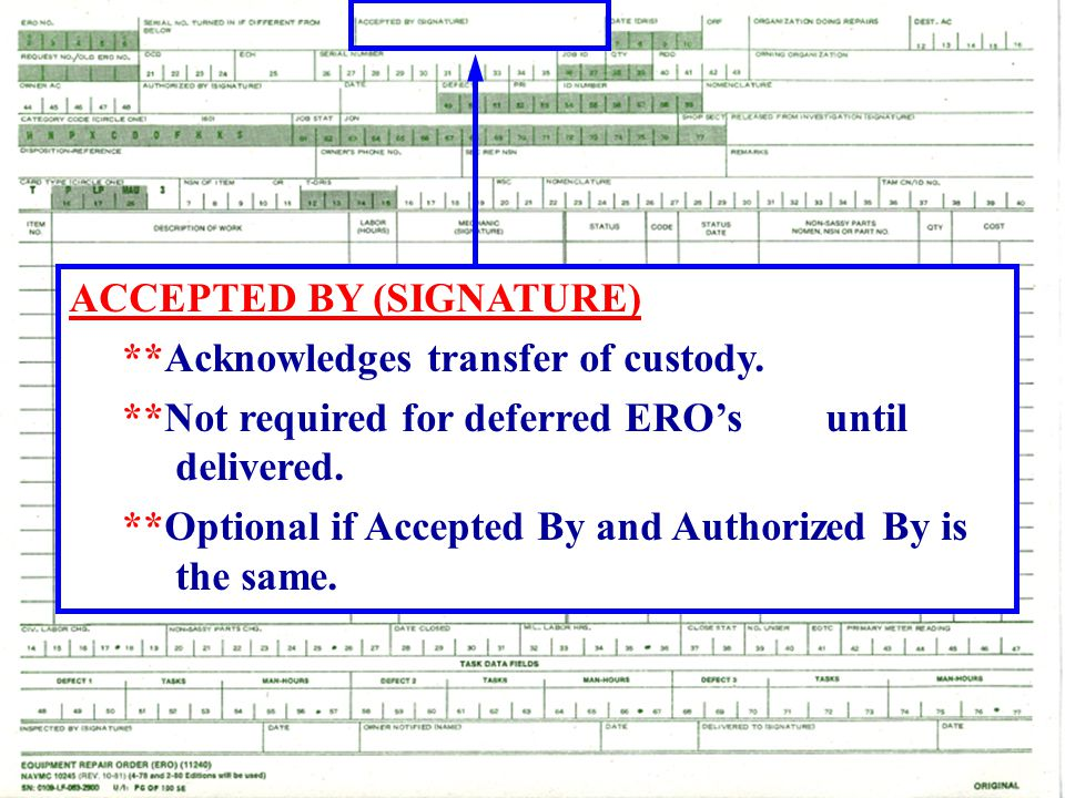 ACCEPTED BY (SIGNATURE)