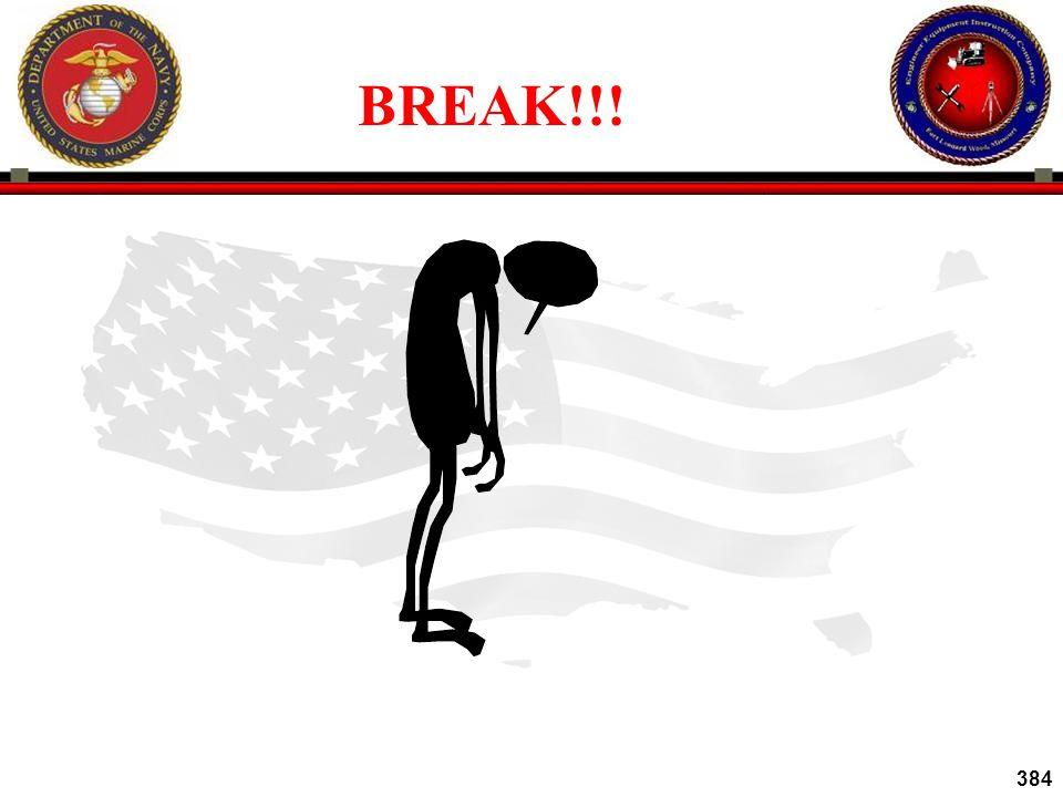 BREAK!!!