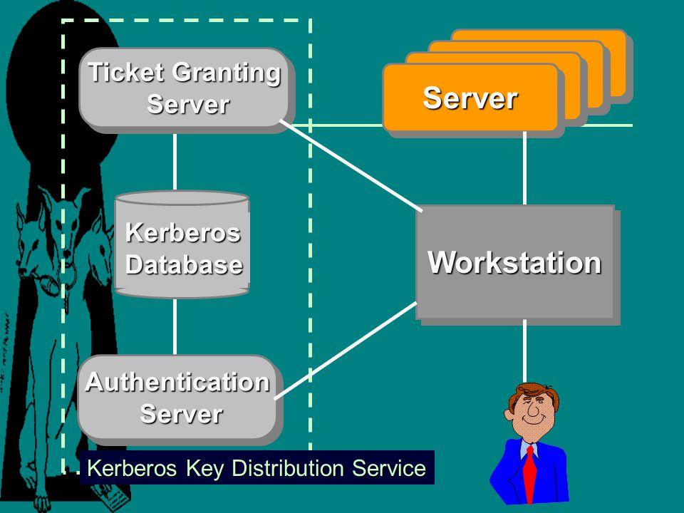 Server Server Server Server Workstation