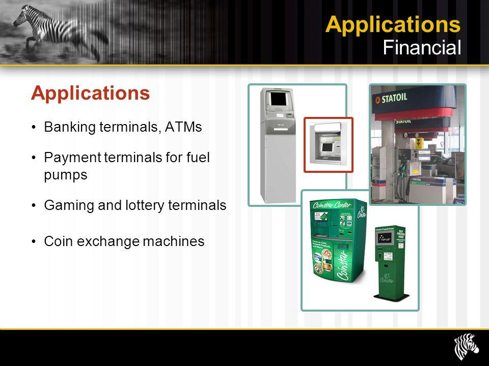 Applications Financial