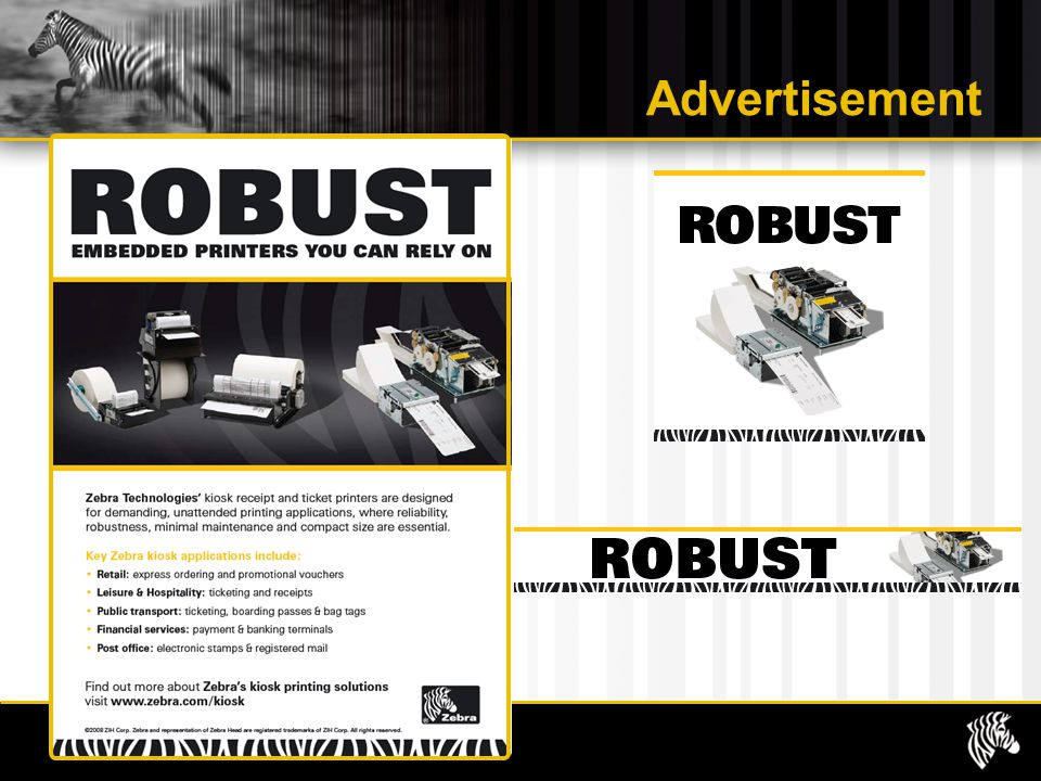 Advertisement For distributor catalogues / websites