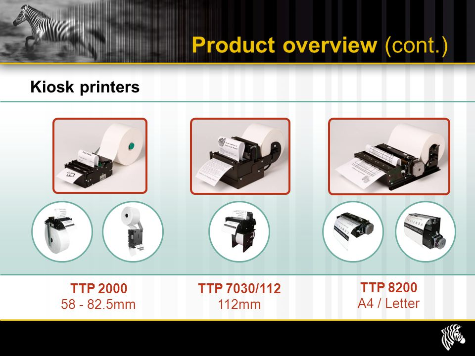 Product overview (cont.)