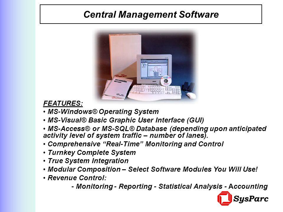 Central Management Software