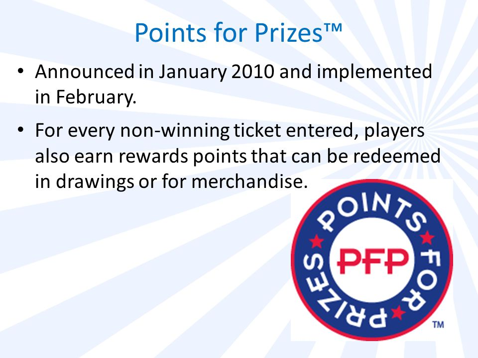 Points Redemption Center