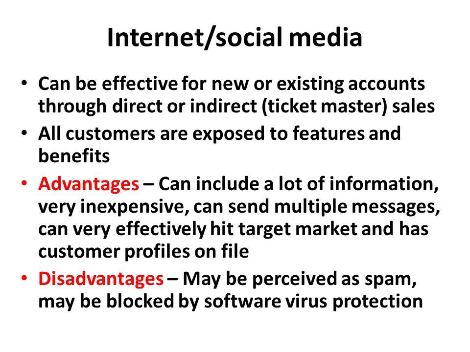 Internet/social media