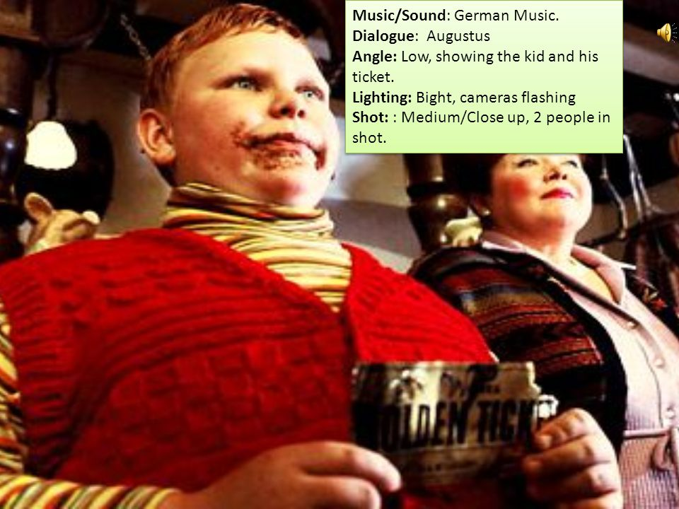 Music/Sound: German Music.
