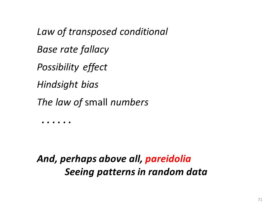 Law of transposed conditional