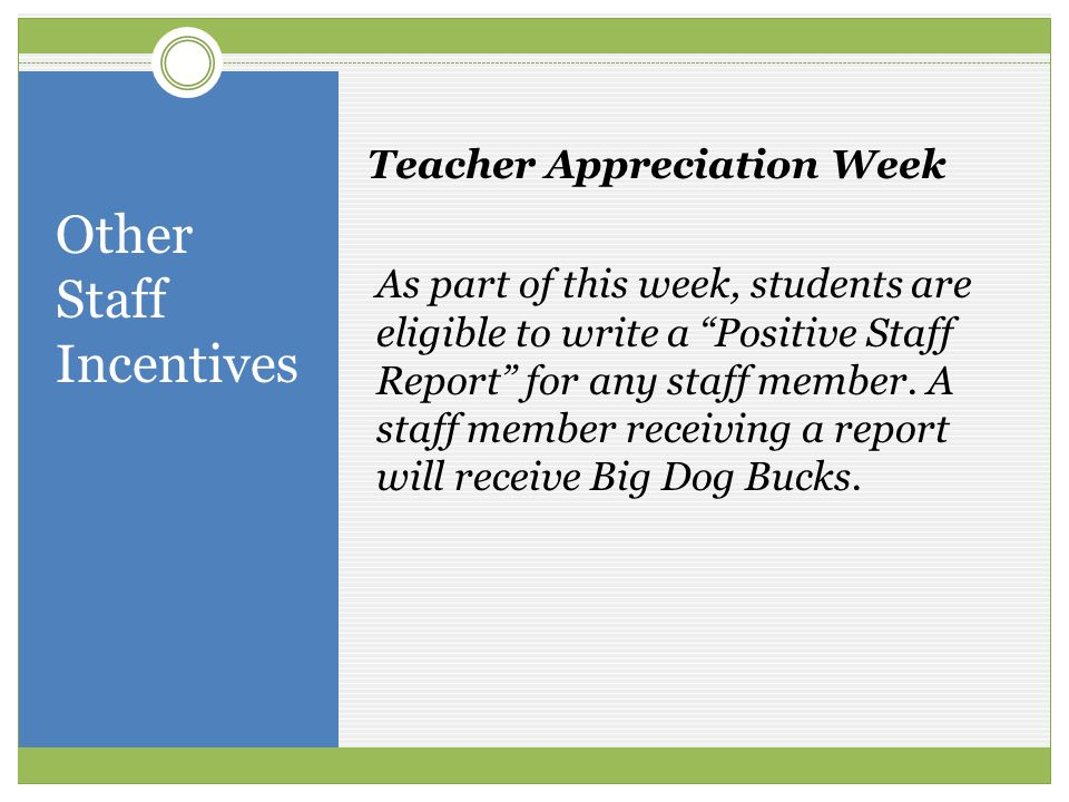 Motivating Staff With Pbis Expectations And Incentives - Ppt Download