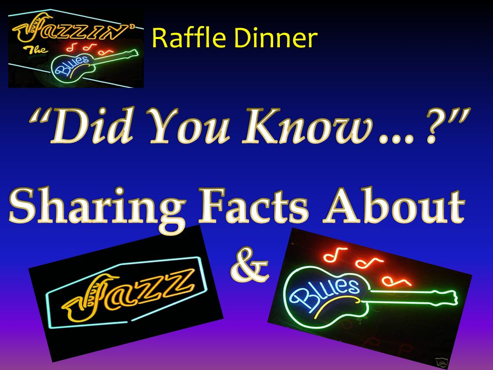 Did You Know… Sharing Facts About &