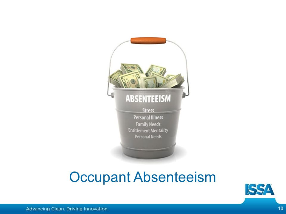 Occupant Absenteeism