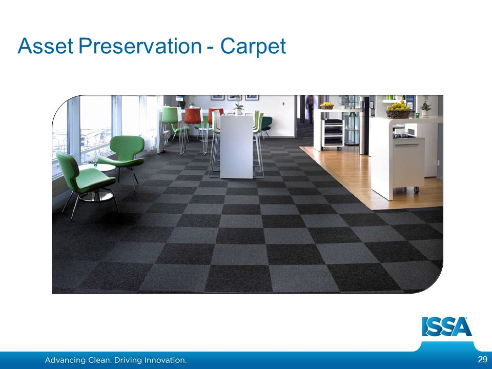 Asset Preservation - Carpet