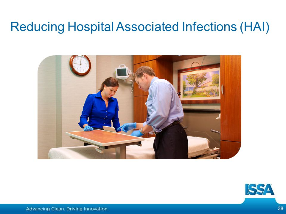 Reducing Hospital Associated Infections (HAI)