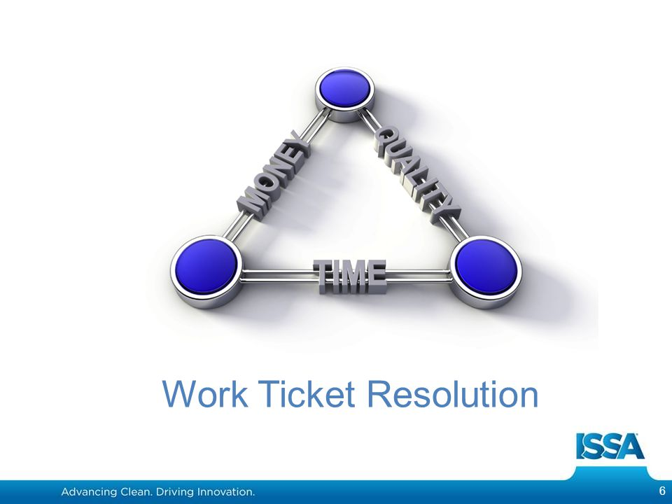 Work Ticket Resolution