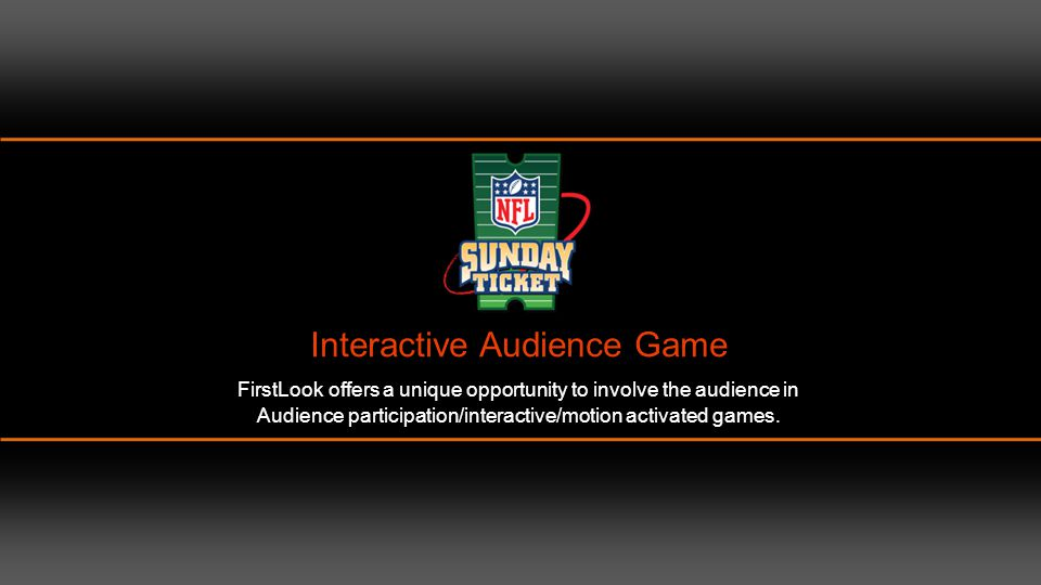 Interactive Audience Game