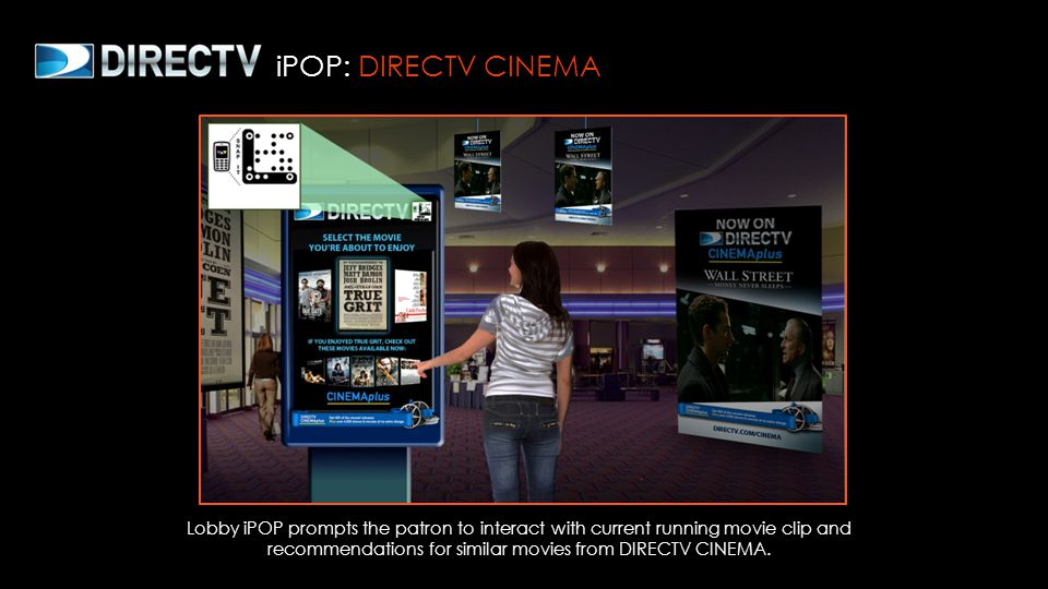 iPOP: DIRECTV CINEMA