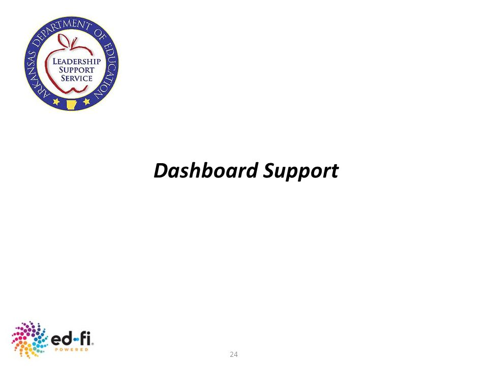 Dashboard Support