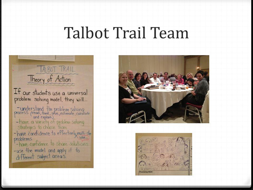 Talbot Trail Team