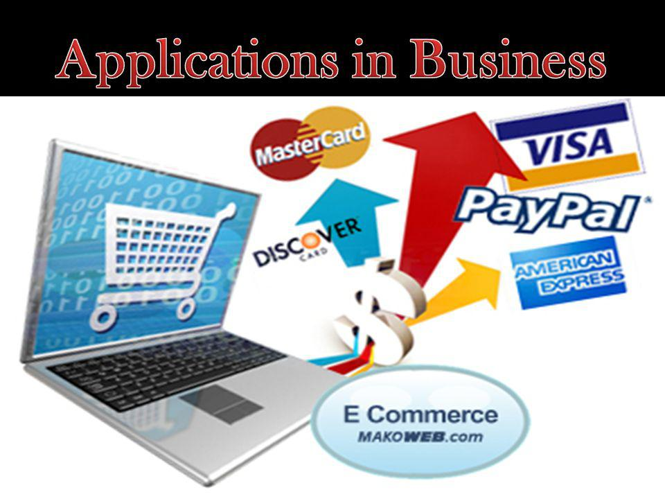 Applications in Business