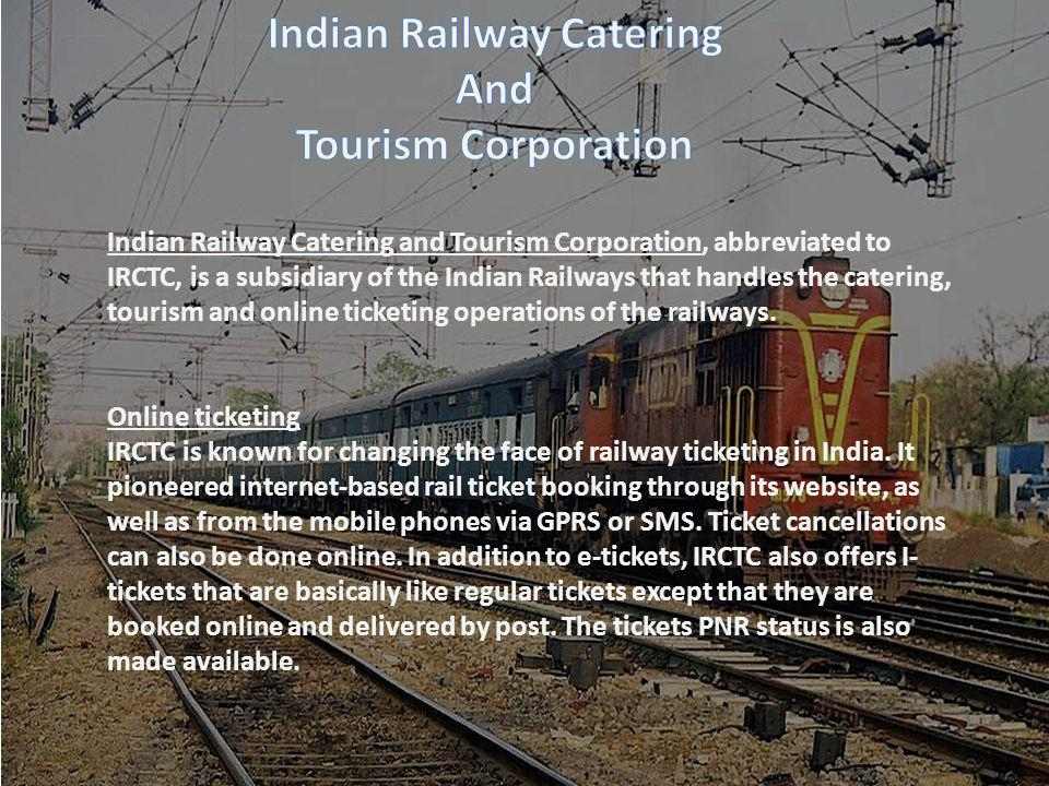 Indian Railway Catering