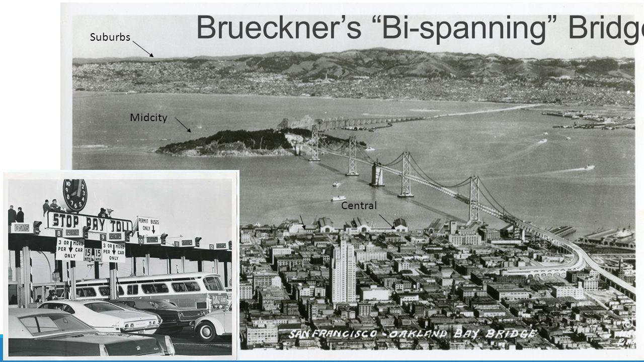 Brueckner's Bi-spanning Bridges