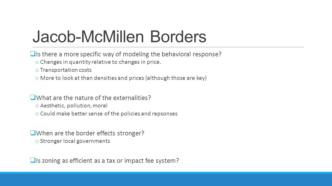 Jacob-McMillen Borders