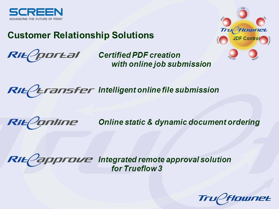 Customer Relationship Solutions