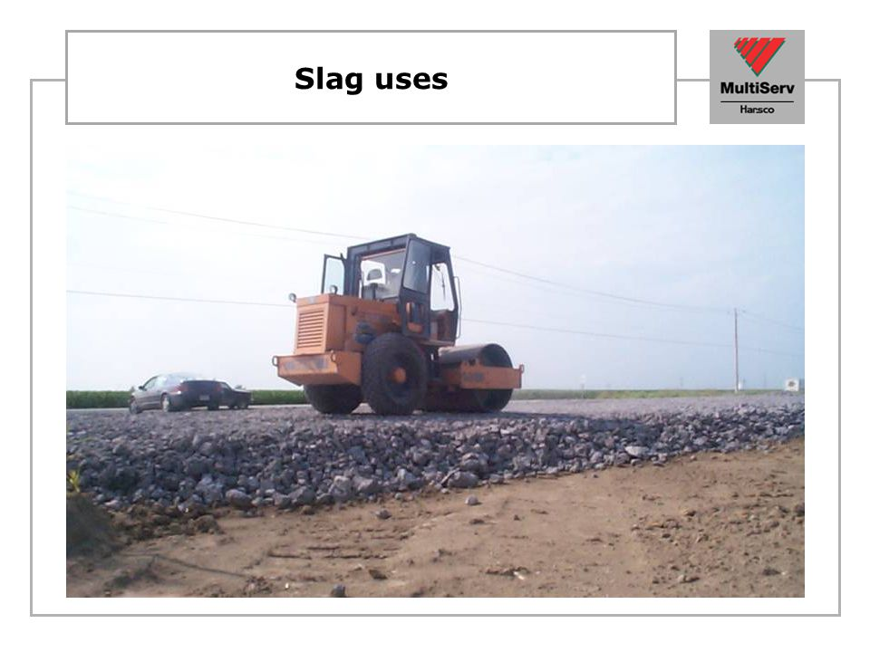 Use Of Slag In Concrete : Sustainable use of steel slag in north america ppt video