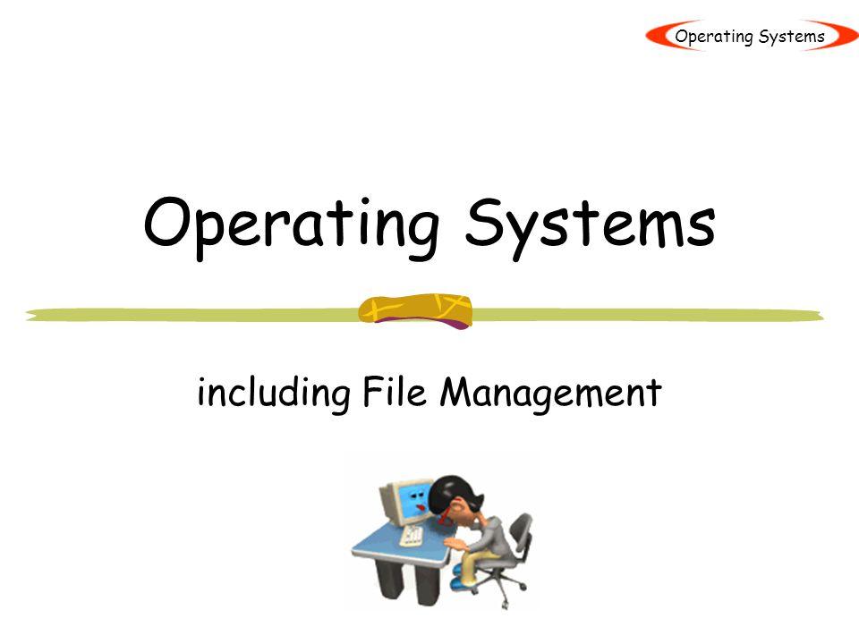 including File Management