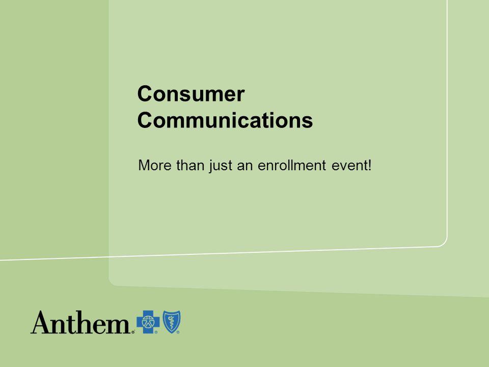 Consumer Communications