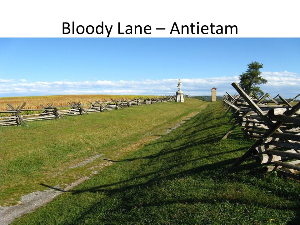 Bloody Lane – Antietam