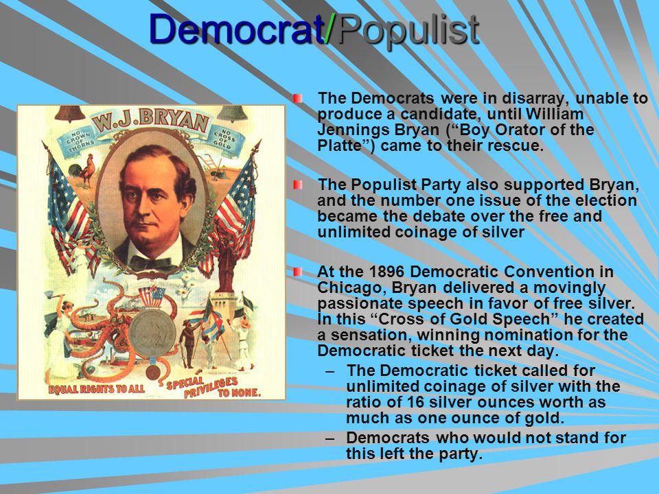 Democrat/Populist