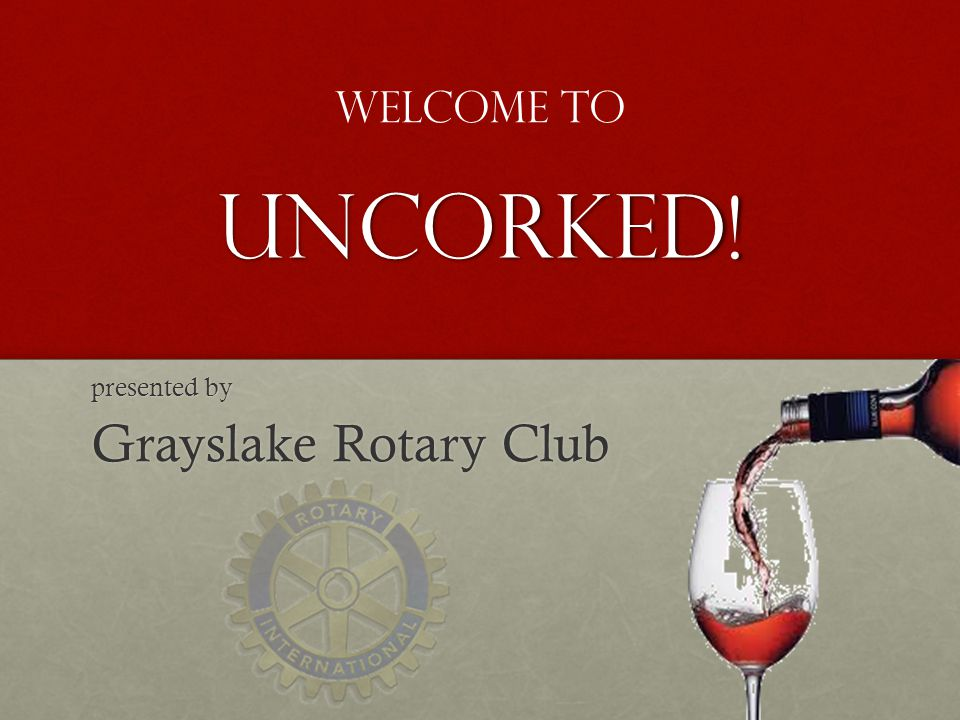 presented by Grayslake Rotary Club