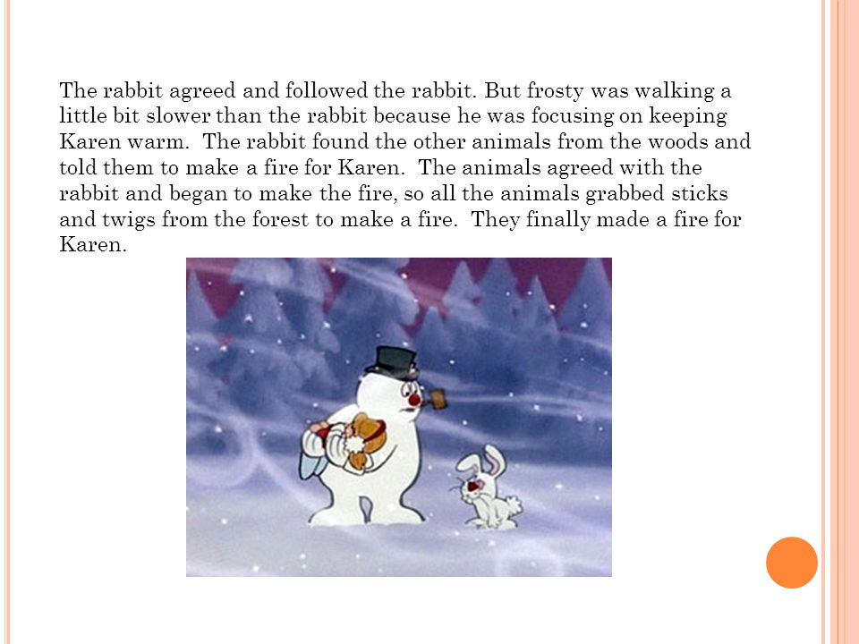 The rabbit agreed and followed the rabbit