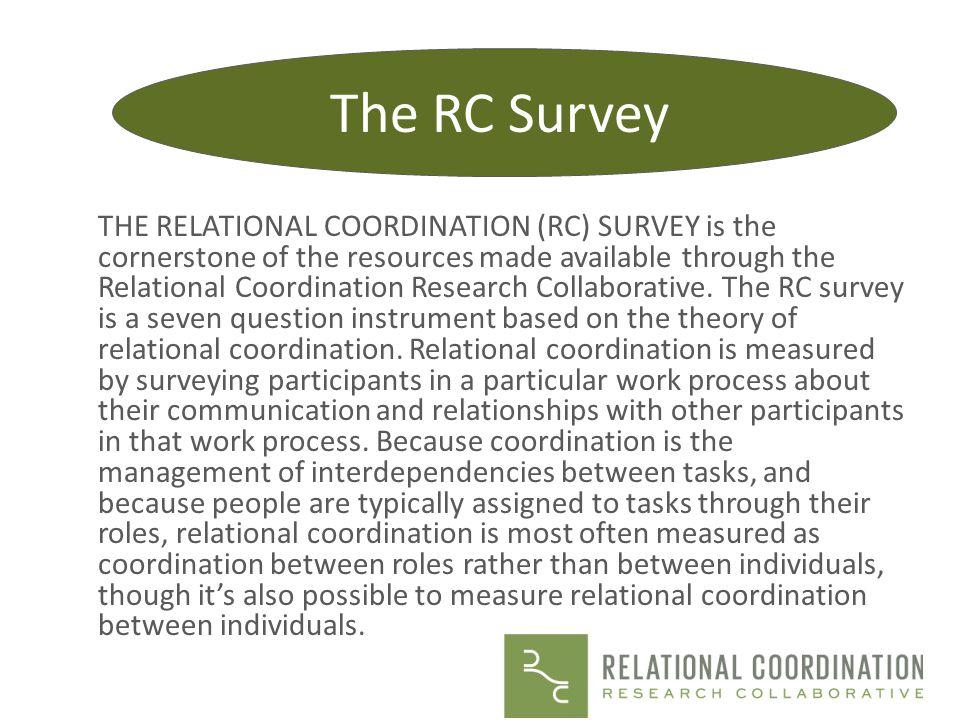 The RC Survey